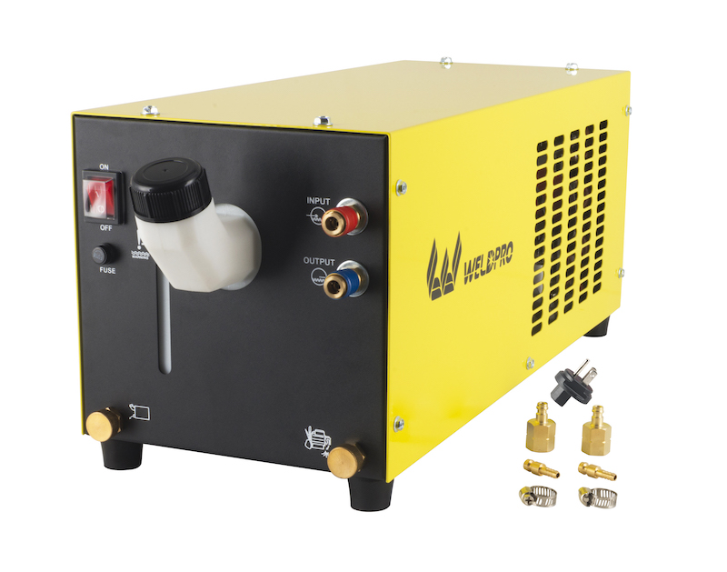 WELDPRO SUPERCOOL W300 WATER COOLER Powerful Universal Use Cooler Dual voltage 120v - 240v - Shop Welding Machines & Equipment at Weldpro.com